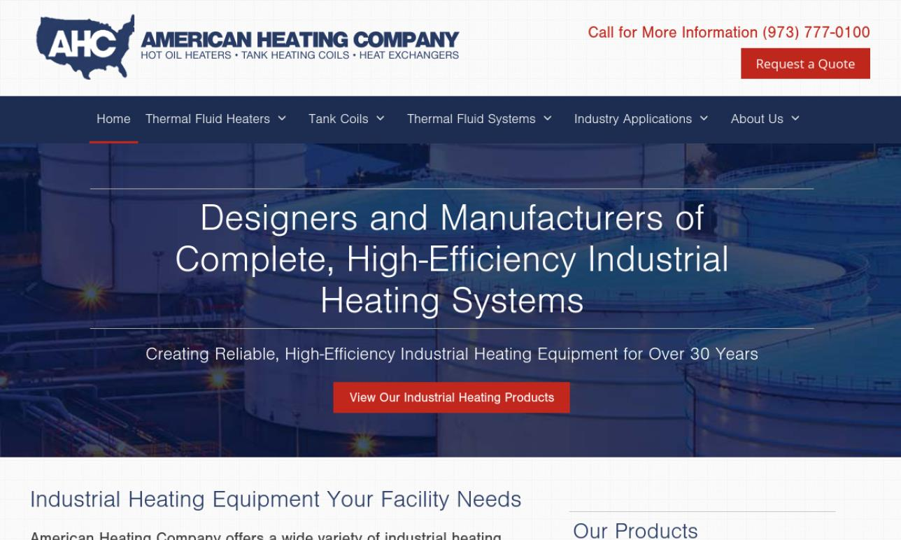 More Heating Element Manufacturer Listings