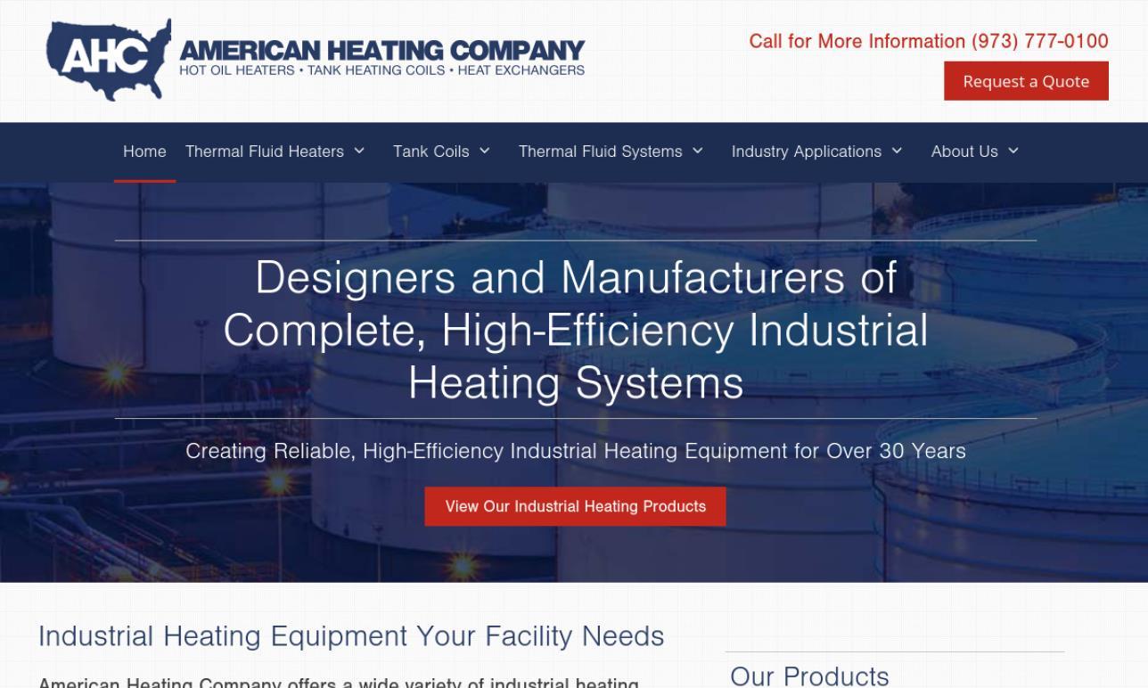 American Heating Company, Inc.