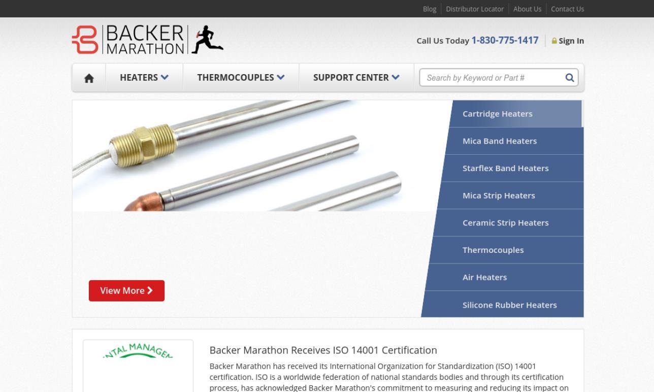 Backer Marathon, Inc.