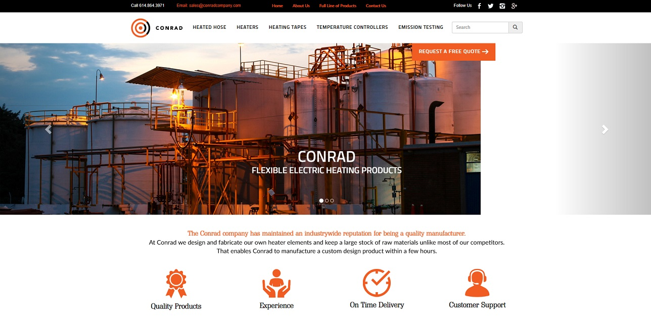 The Conrad Company