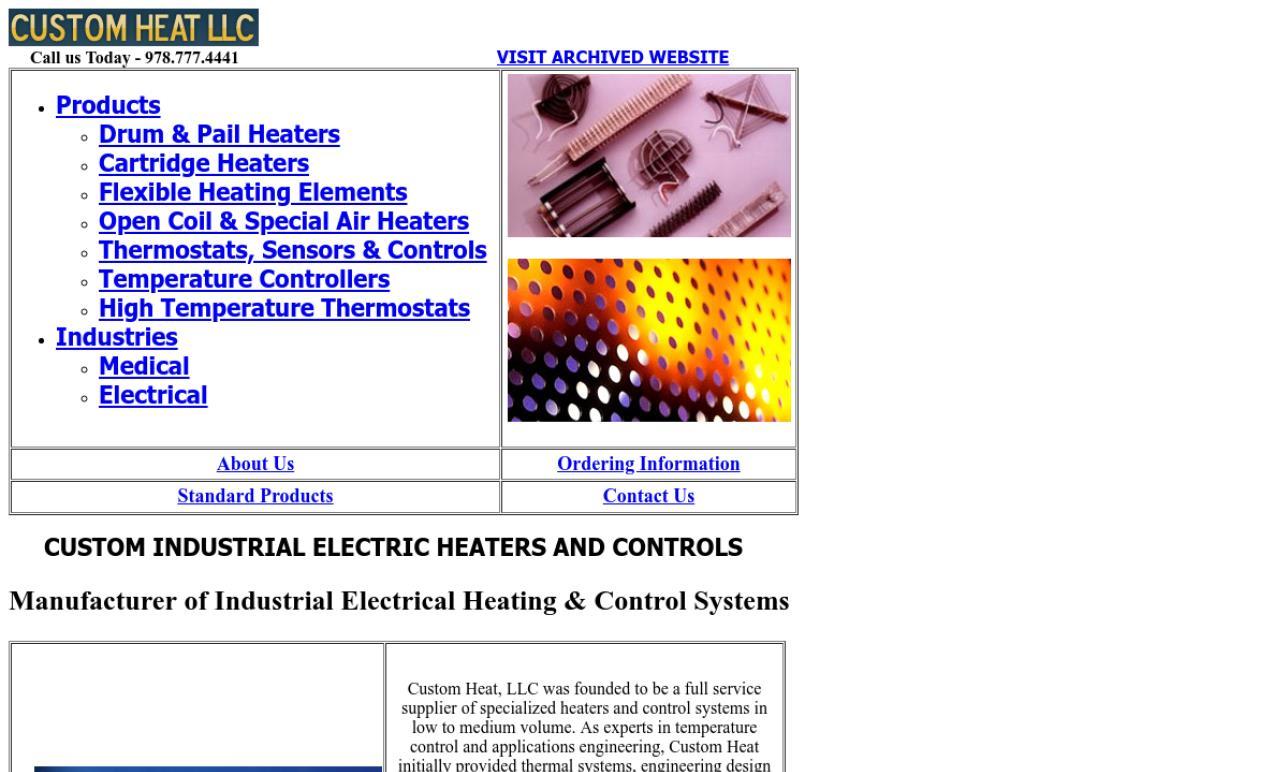 Custom Heat LLC