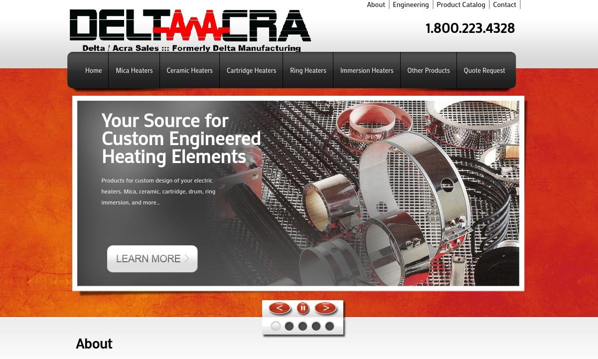 Delta Manufacturing Company Incorporated
