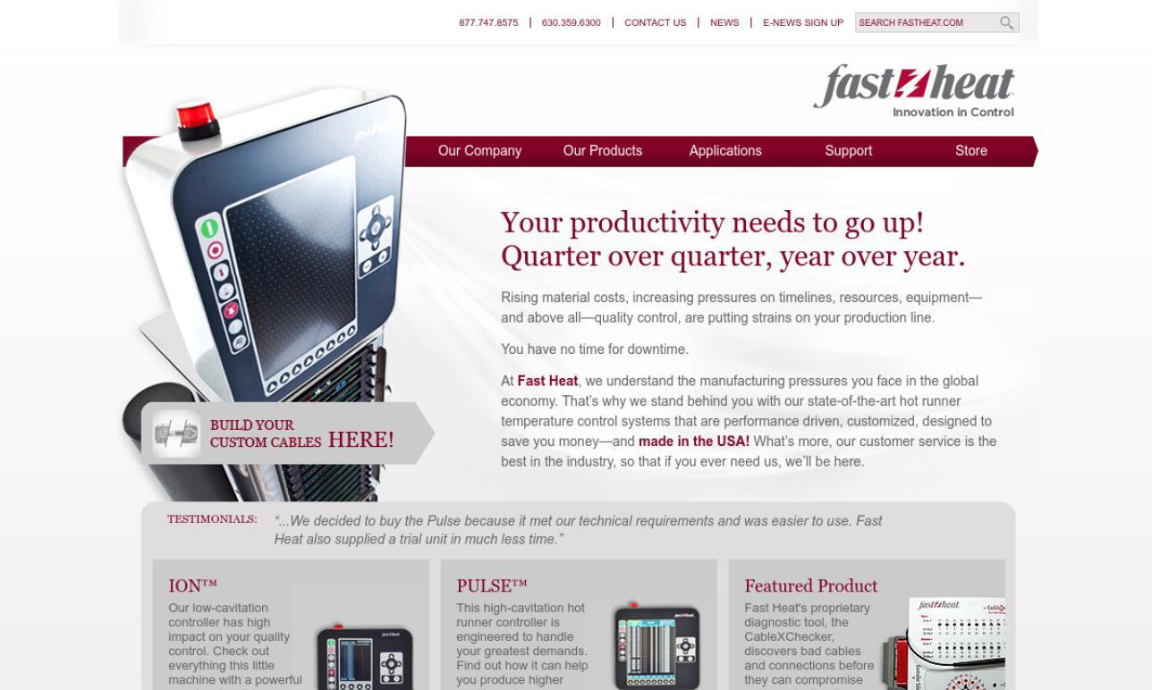 Fast Heat, Inc.