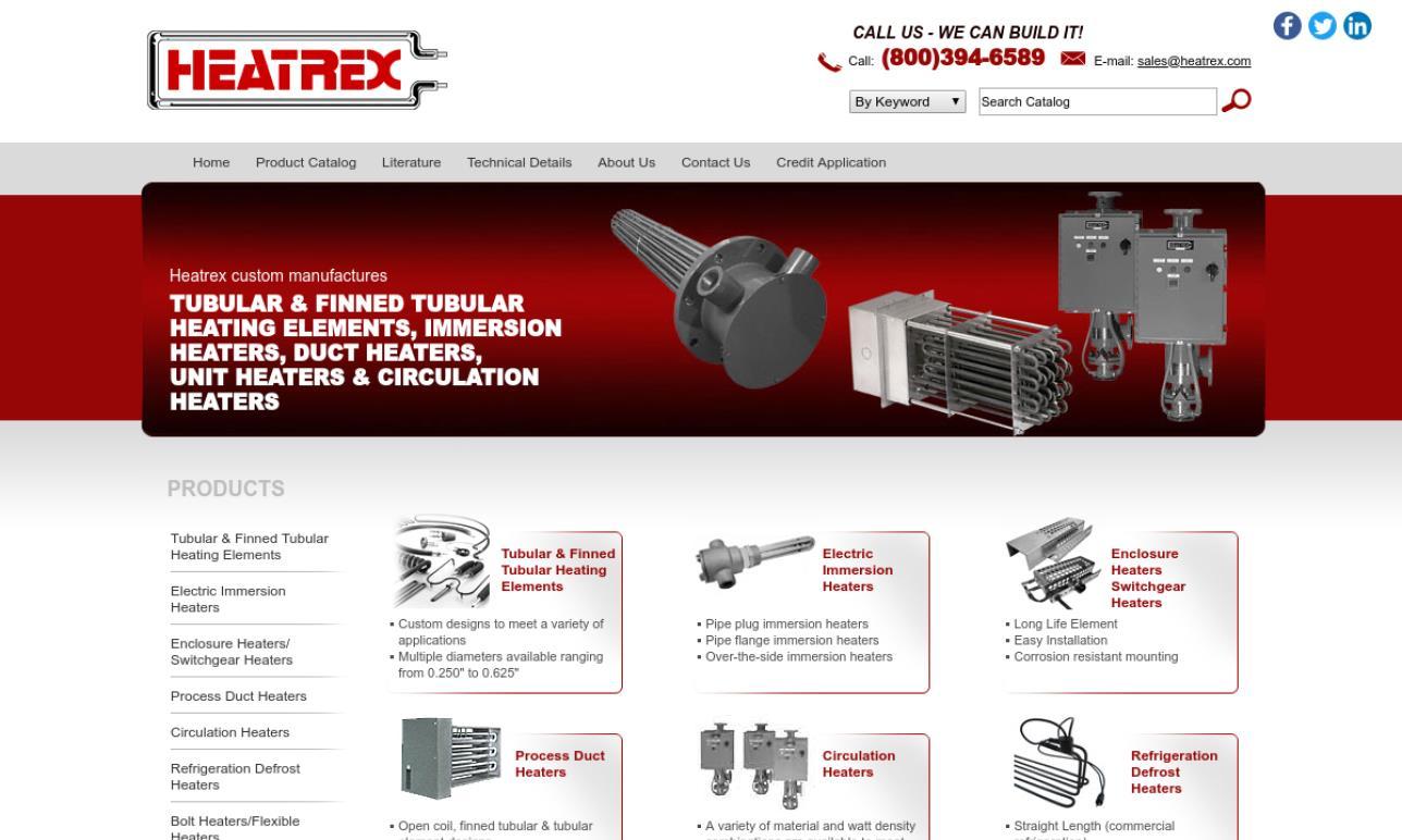 Heatrex Inc.