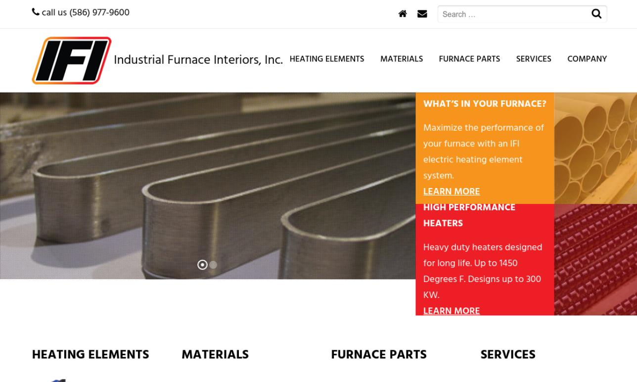 Industrial Furnace Interiors, Inc.