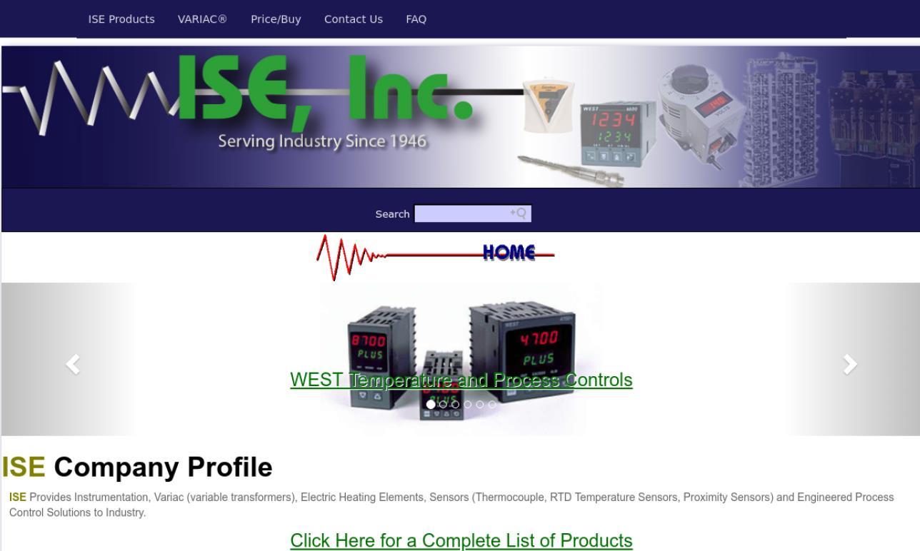 ISE, Inc.