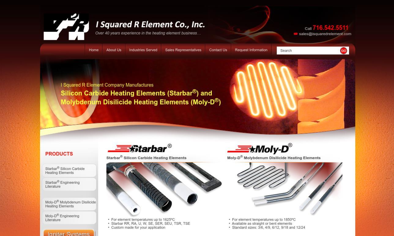 I Squared R Element Company