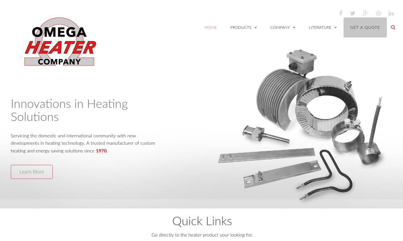 Omega Heater Company