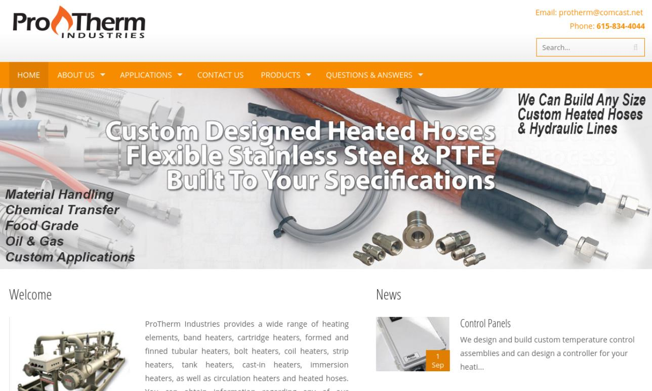 Protherm Industries, Inc.