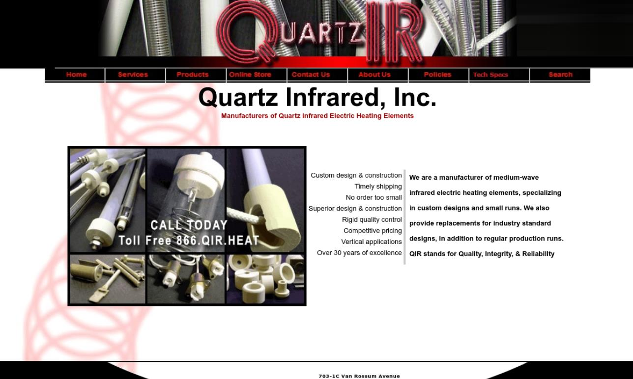 Quartz Infrared Inc.