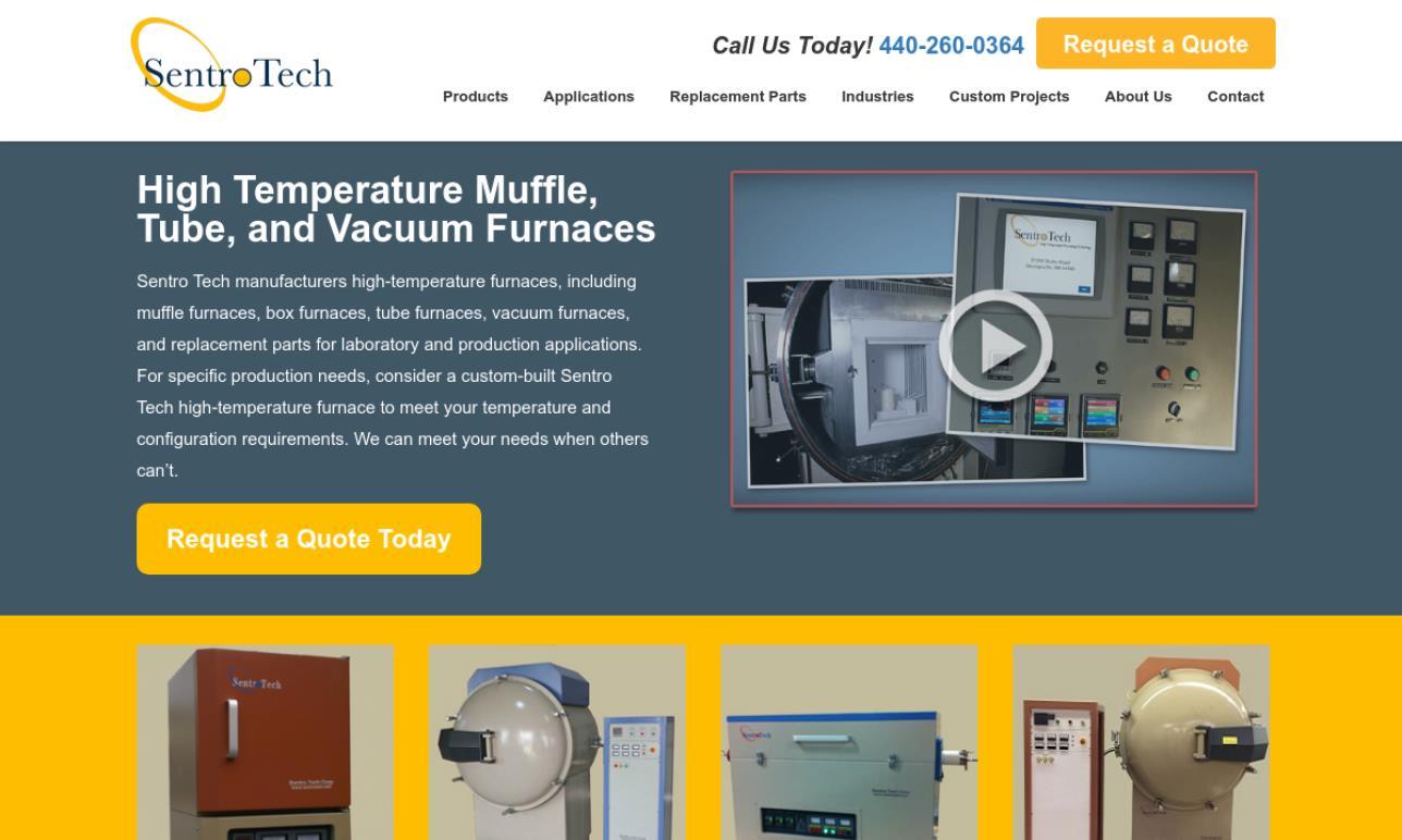 Sentro Tech Corp.