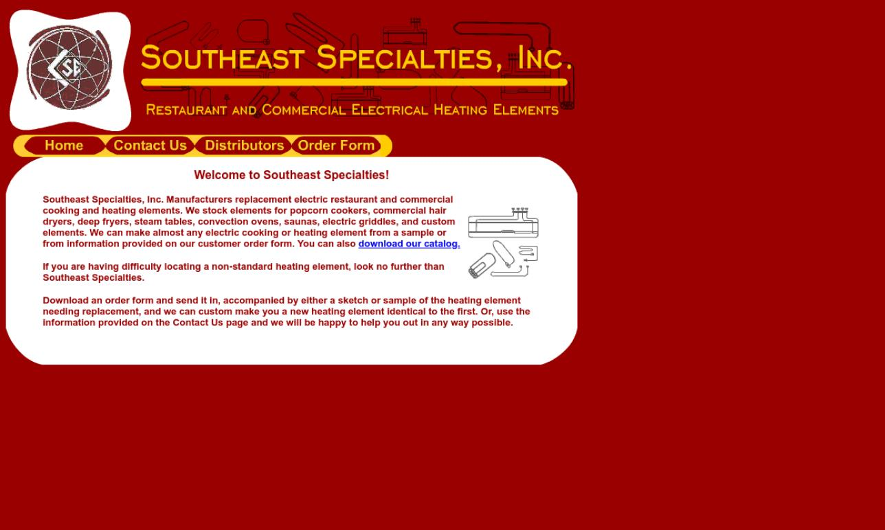 Southeast Specialties, Inc.