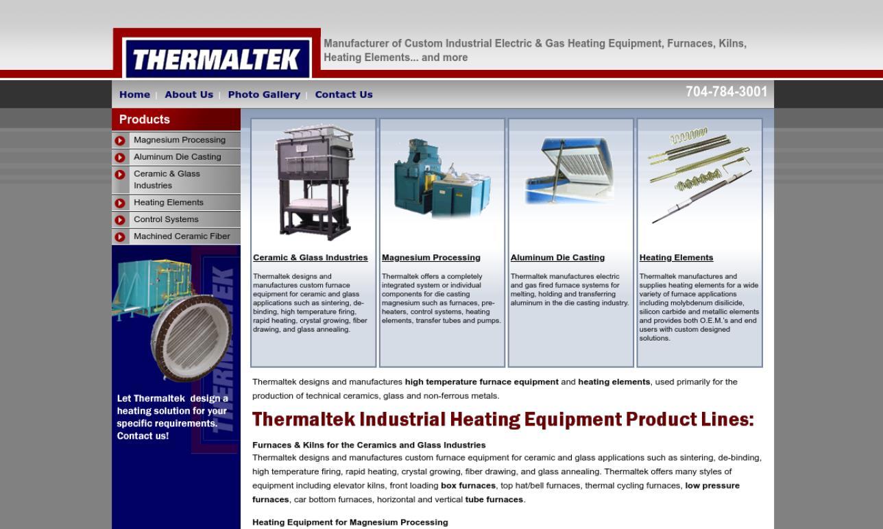 Thermaltek, Inc.