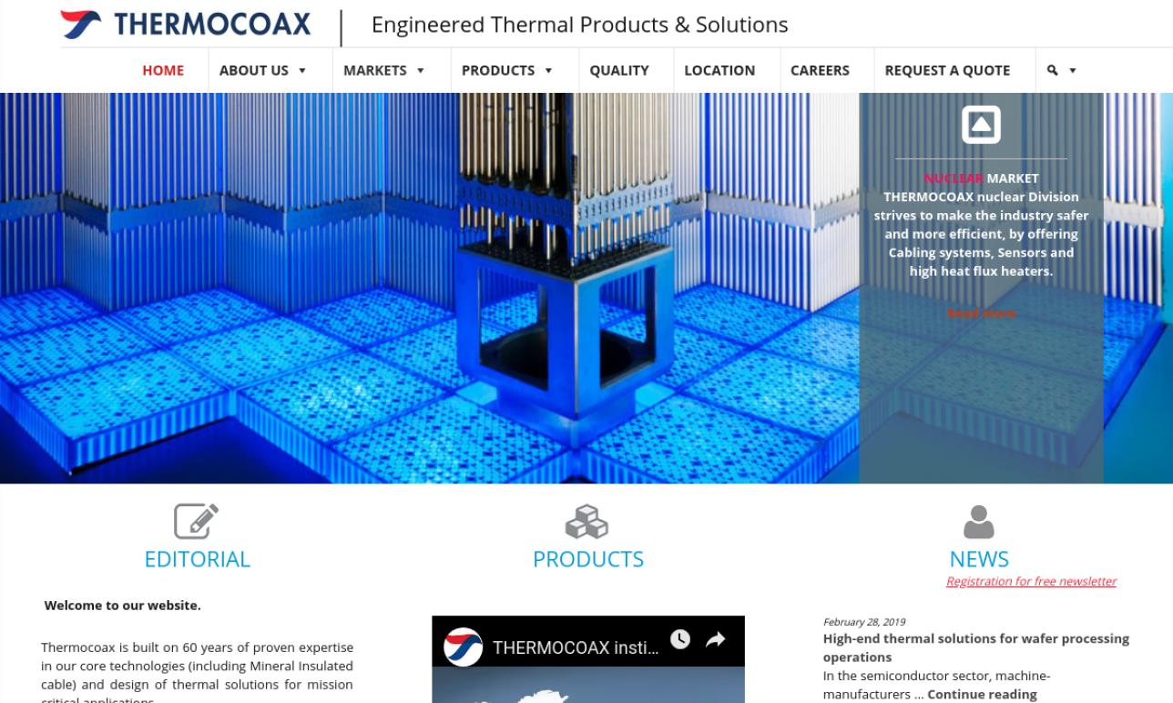 THERMOCOAX Inc.