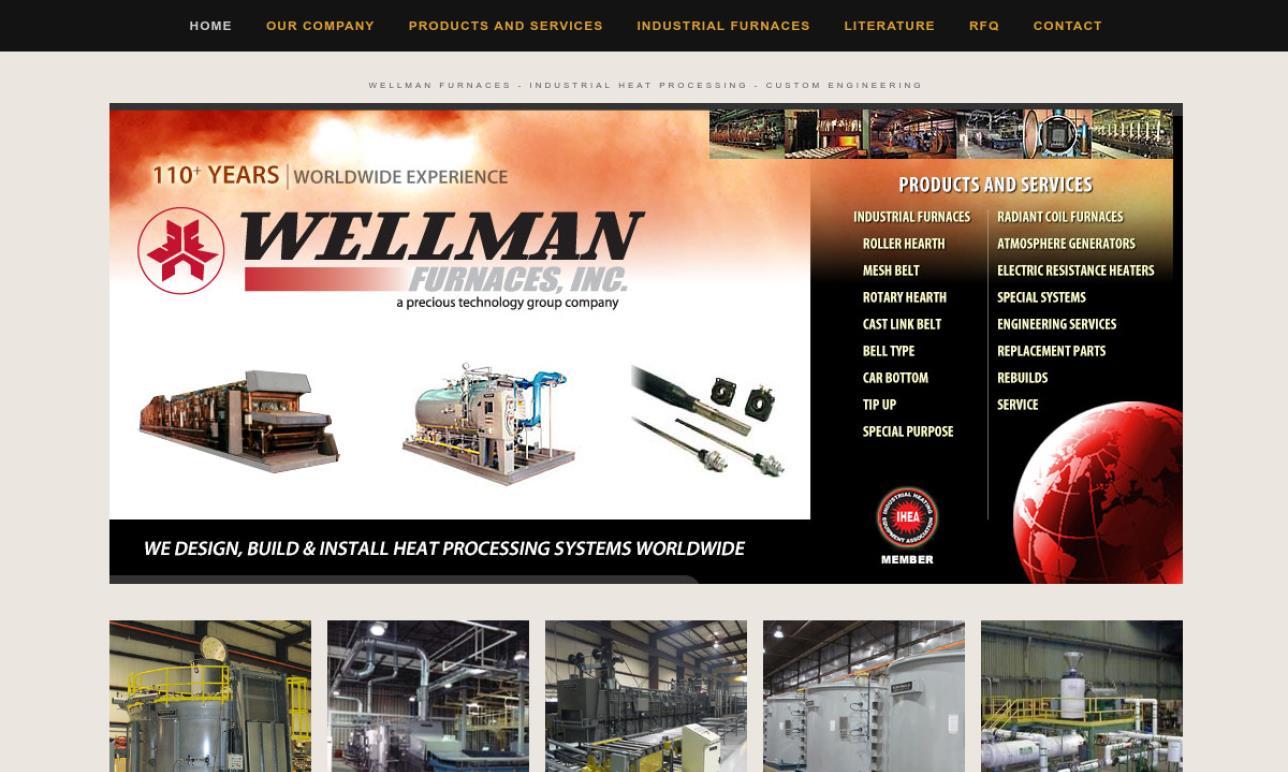 Wellman Furnaces, Inc.