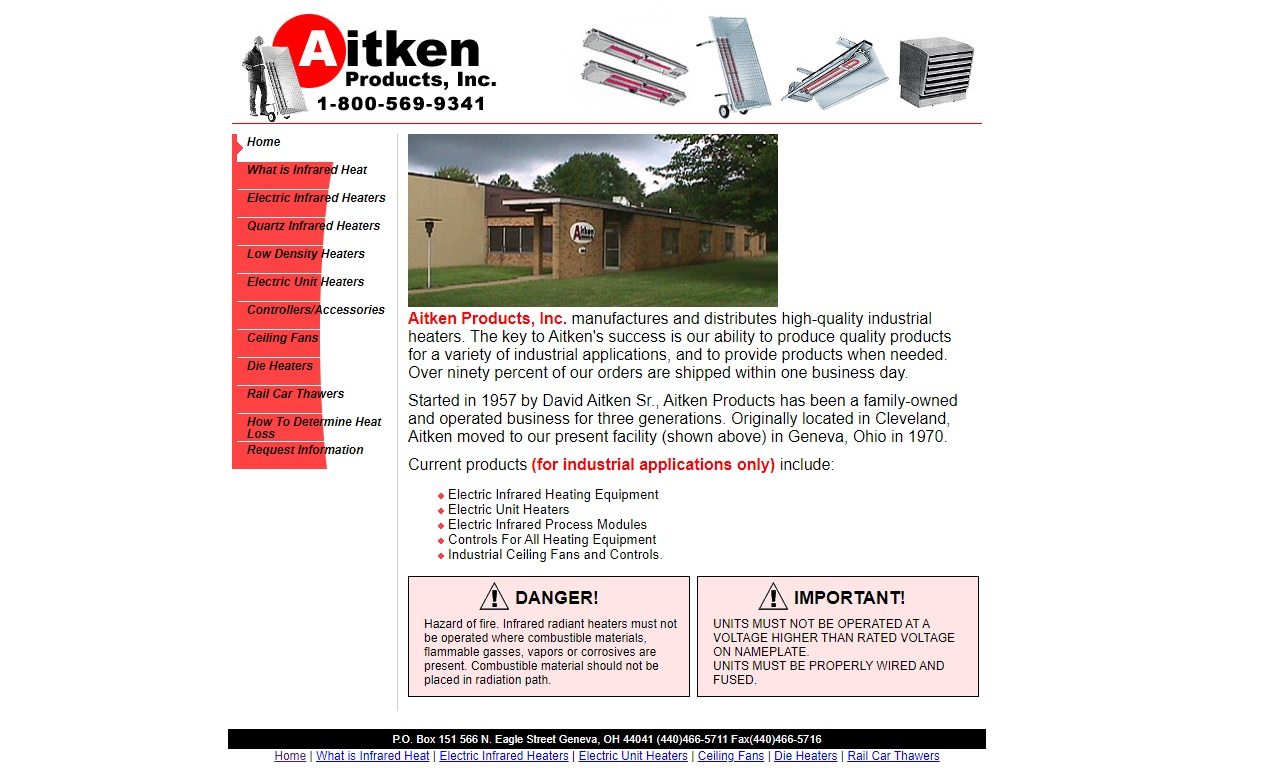 Aitken Products, Inc.